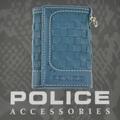 POLICE キーケース MESH  グリーン【PA-57000-35】