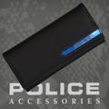 POLICE 長財布 METALLIC ブラック【PA-56901-10】