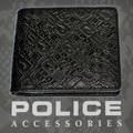 ポリス 財布 MONOGRAMⅡ 二つ折り ブラック【PA-56501-10】