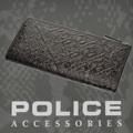 POLICE 財布 モノグラムⅡ ブラック【PA-56502-10】