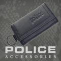 POLICE(ポリス)WRINKLE キーケース ネイビー【PA-56600-50】