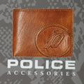 ポリス 財布 二つ折り  BASICⅣ  キャメル【PA-59300-25】