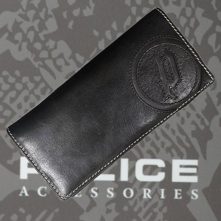 財布 メンズ ポリス BASICⅣ ブラック【PA-59301-10】