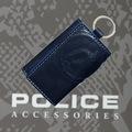 POLICE BASICⅣ  キーケース  ネイビー【PA-59303-15】