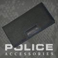 POLICE 長財布  ADVANCE  ブラック【PA-58203-10】