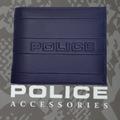 POLICE   財布 二つ折り  BICOLORE  ネイビー【PA-59901-50】