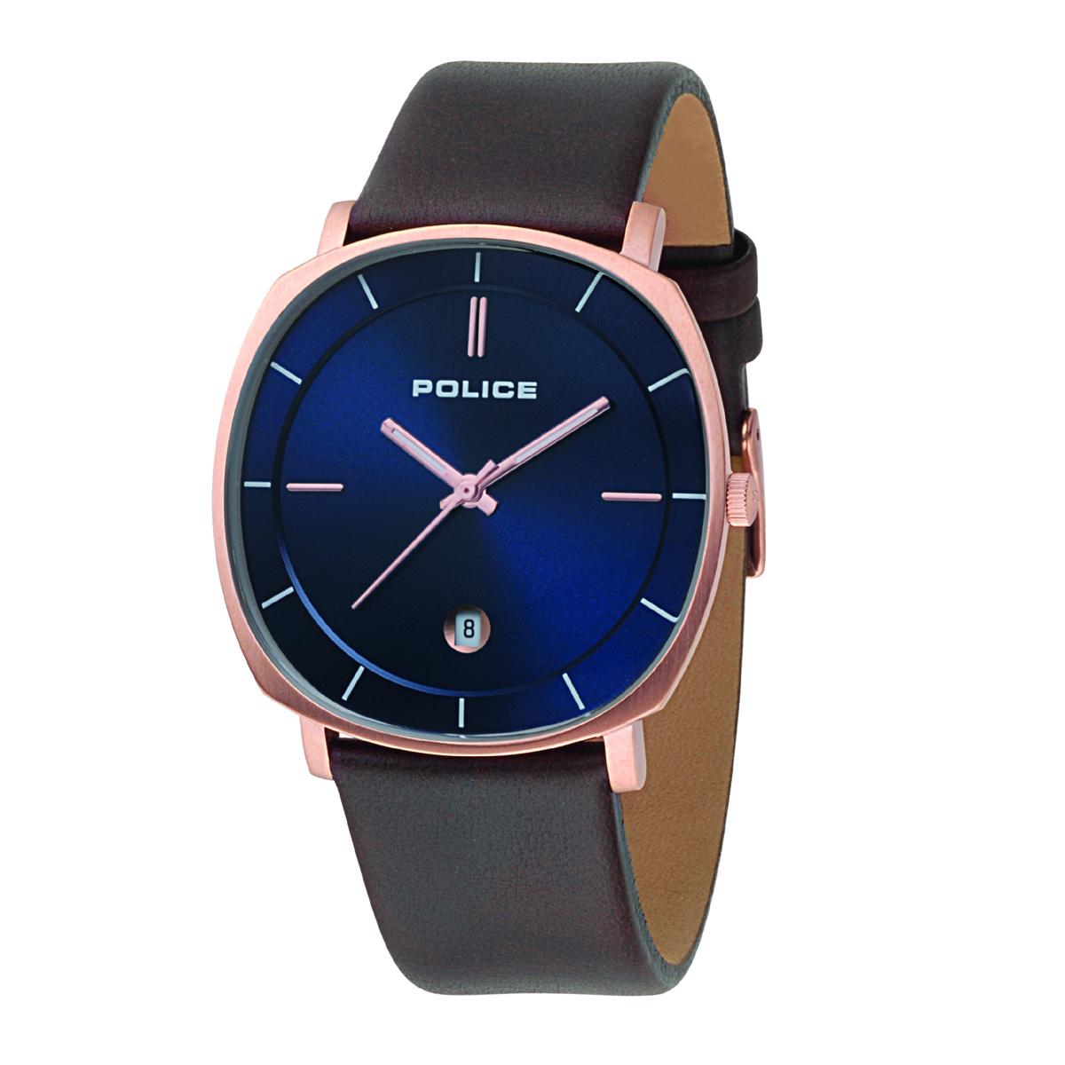 POLICE(ポリス)時計 EPICエピック ブルー【15099JSR-03】
