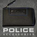 POLICE(ポリス)ADVANCE コインケース ブラック【PA-58201-10】