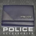 POLICE URBANO キーケース  ネイビー【PA-70100-50】