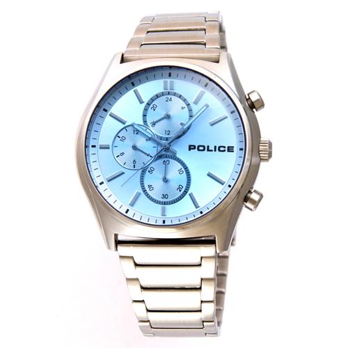 POLICE(ポリス)時計 HOLDEN  ブルー【15510JS-04M】